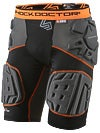 Shock Doc Ultra Shockskin Compression 5-Pad Short Jr