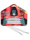 Sport Mate Gorilla Hockey Skate Laces Unwaxed 96
