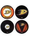 Sherwood NHL Team Puck Coasters 4-Pack