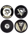 Sherwood NHL Team Hockey Puck Coasters 4-Pack