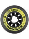 MPC Storm Surge Inline Skate Wheels 90mm Each