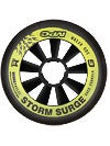 MPC Storm Surge Inline Skate Wheels 100mm Each