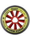 MPC Storm Surge Inline Skate Wheels 110mm Each