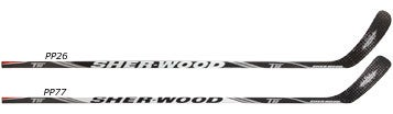 Sherwood True Touch T90 Grip Hockey Sticks Int 2013