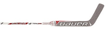 Bauer Supreme TotalOne Comp Goal Sticks RED Int