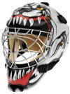 Vaughn 7500 Cert Cat Eye Graphic Goal Masks Sr