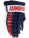 Warrior Franchise Wide Fit 4 Roll Hockey Gloves Sr