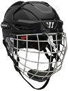 Warrior Krown PX3 Hockey Helmets w/Cage