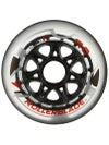 Rollerblade Fitness Inline Skate Wheels 90mm 84A 8Pk
