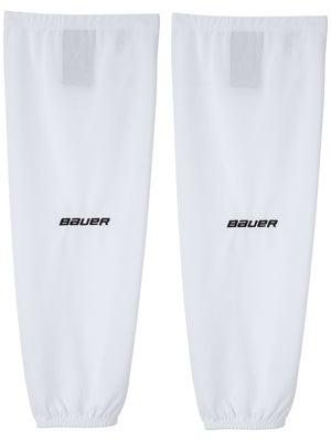 aeef47ea255 Bauer 600 Hockey Sock White