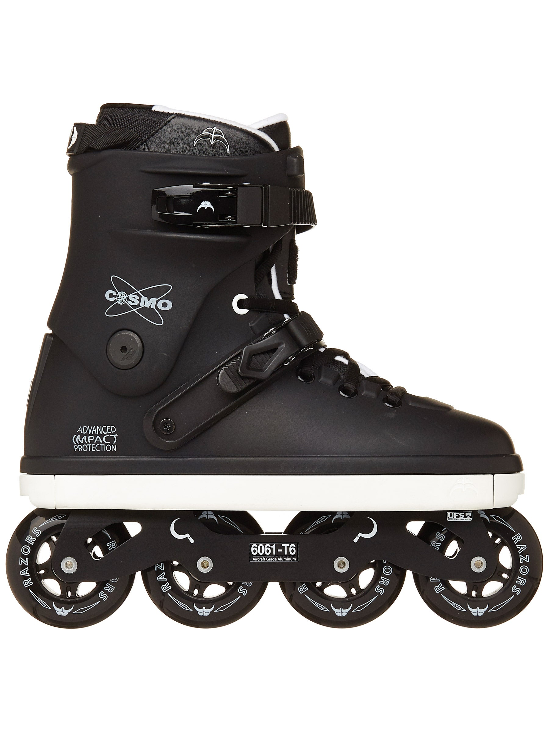 Inlineskating-Artikel Razors Shift 2 Aggressive Inline Skates Mens 10.5 NEW