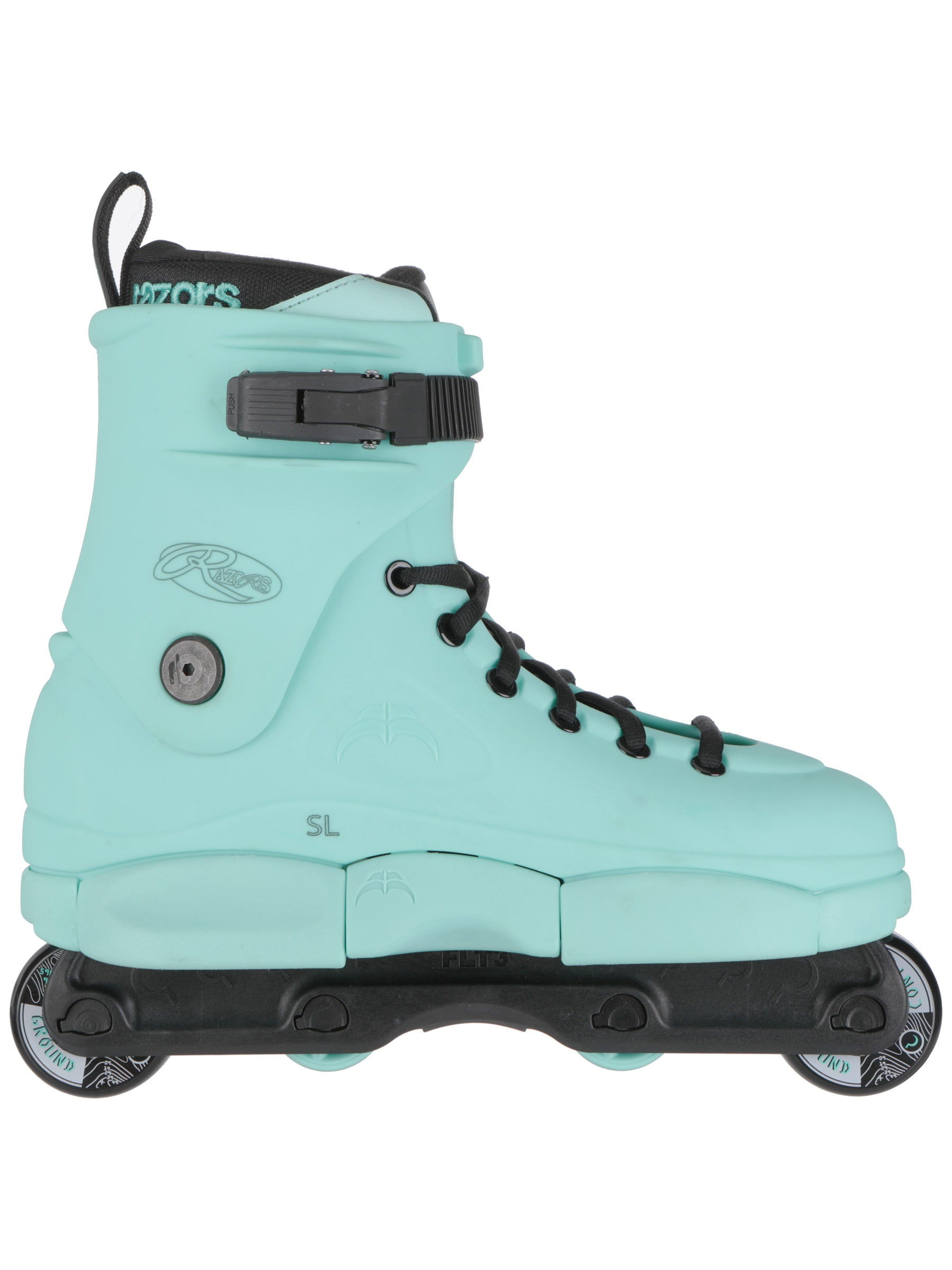 Inlineskating-Artikel Razors SL Mint Aggressive Skates