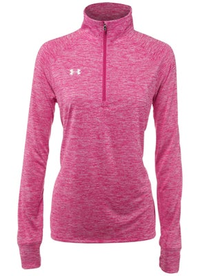Under Armour Twisted Tech 14 Zip Sweatshirt Womens