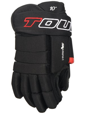 Tour Thor V5 4 Roll Hockey Gloves Jr 9