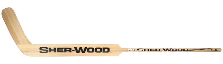 Sherwood G530 Wood Goalie Sticks Int