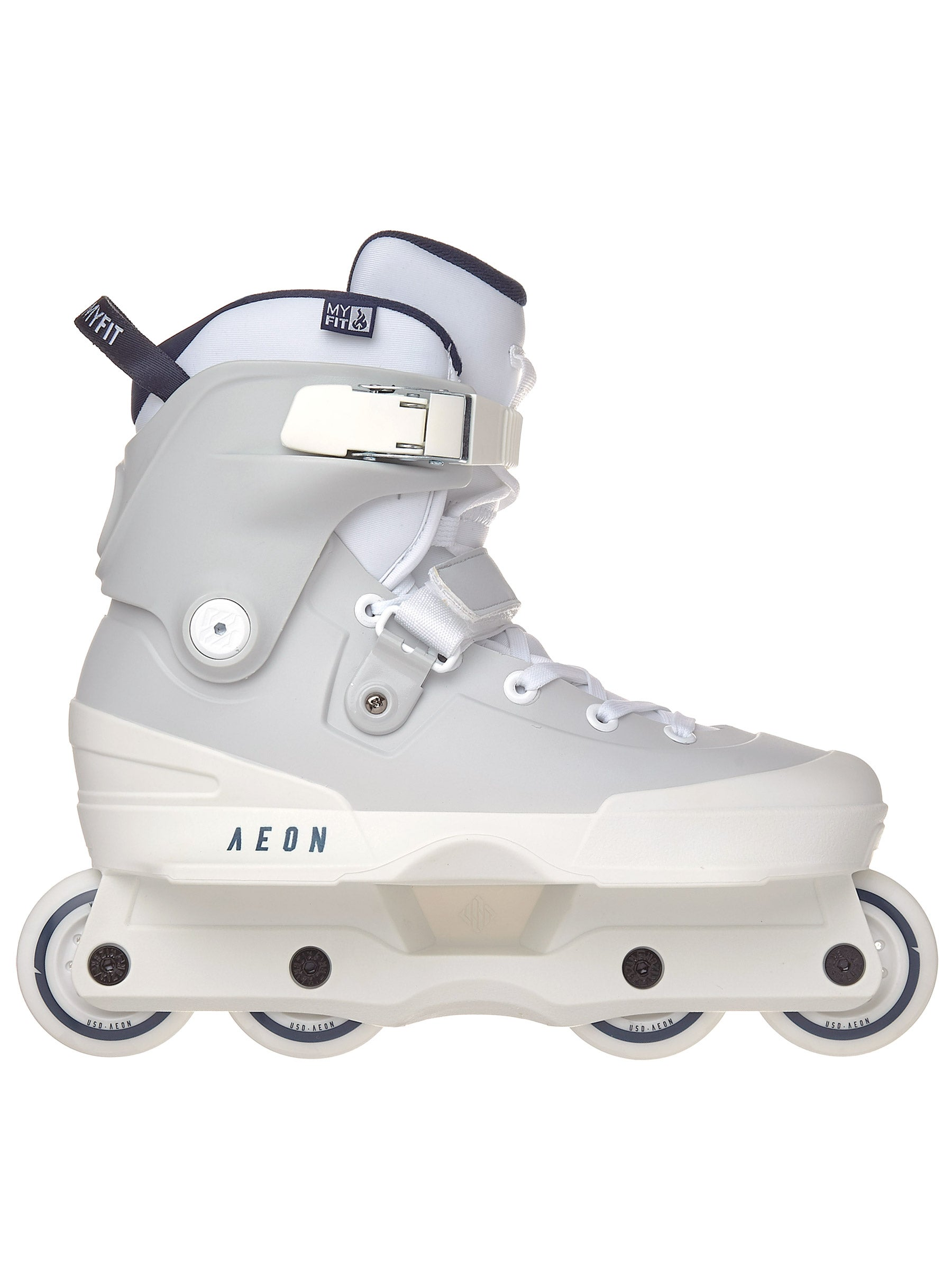 Grey Usd Aeon 72 Aggressive Inline Skates Inlineskating-Artikel