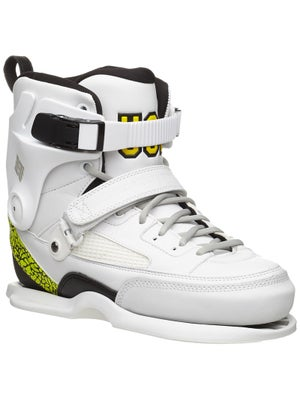USD Carbon Free Team Boots White/Yellow