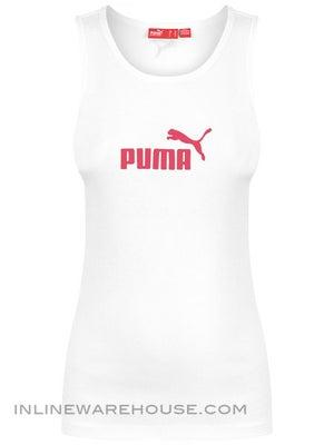 Puma Number 1 Logo Tank Top Women's