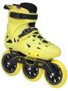 Powerslide Imperial Megacruiser 125 Skates Yellow