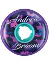 Sic Urethane Andrew Broom Pro Wheels 60mm 92A 4pk