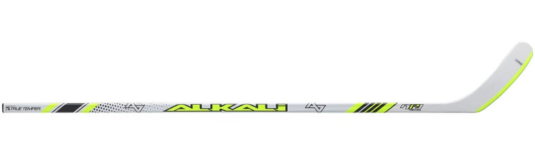 Alkali RPD Team Grip Hockey Sticks Int Left