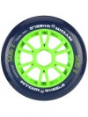 Atom Sub 7 IQ Banded Indoor or Track Inline Wheels