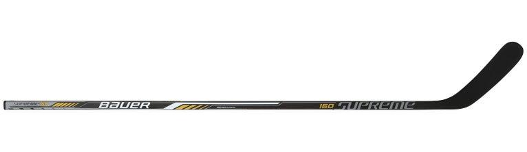 Bauer Supreme 160 Grip Hockey Sticks Int Left