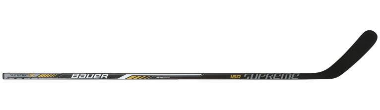 Bauer Supreme 160 Grip Hockey Sticks Jr