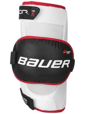 Bauer Vapor 1x Goalie Knee Guards Senior