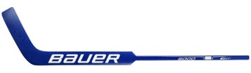 Bauer Reactor 5000 Wood Goalie Sticks Yth