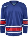 Bauer 600 Classic Hockey Jersey Blue/Red/White Sr