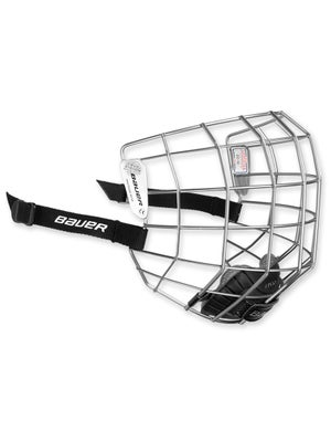 Bauer 7500 Silver Hockey Helmet Cages