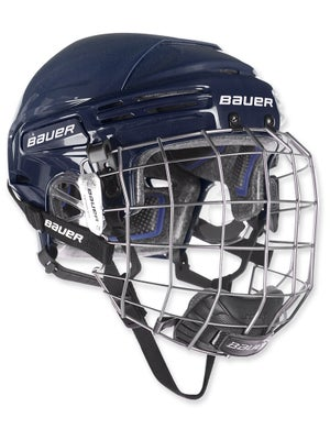 Bauer 7500 Hockey Helmets w/Cage