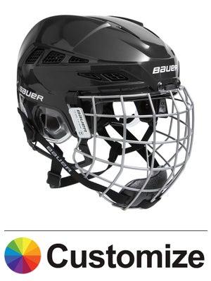 Bauer IMS 7.0 Hockey Helmets w/Cage Custom Colors