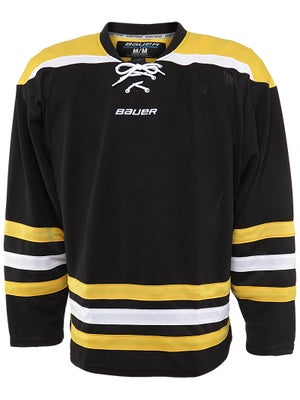 Boston Bruins Bauer 800 Uncrested Jerseys Sr