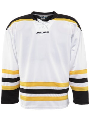Boston Bruins Bauer 800 Uncrested Jerseys Sr MEDIUM