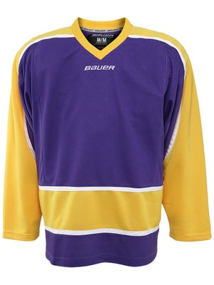 Los Angeles Kings Bauer 800  Uncrested Jersey Sr XXL