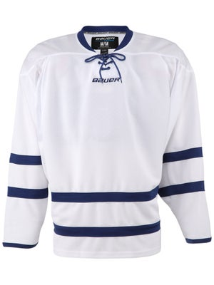 Toronto Maple Leafs Bauer 800 Uncrested Jerseys Sr SM