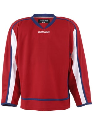 Washington Capitals Bauer 800  Uncrested Jerseys Sr SM