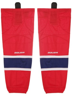 Montreal Canadiens Bauer 800 Series Socks Sr S/M