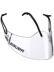 92f5dd70d64 Bauer Goalie Lexan Throat Guard Junior - Inline Warehouse