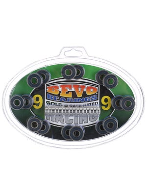 Bevo 608 Bearings ABEC9 16 Pack w/Spacers