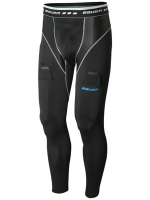 Bauer Core Compression Hockey Jock Pant Sr & Jr
