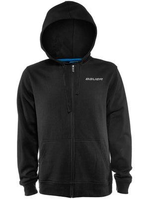 Bauer Core Full Zip Hoodie Sweatshirt Sr