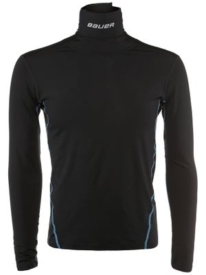 Bauer NG Core NECKPROTECT Performance L/S Shirt Jr