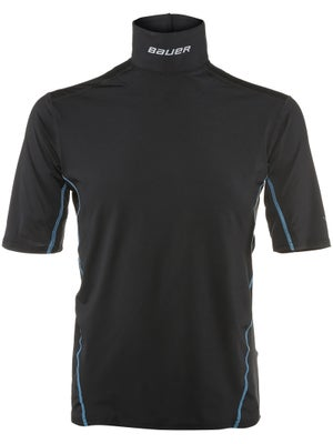 Bauer NG Core NECKPROTECT Performance S/S Shirt Jr