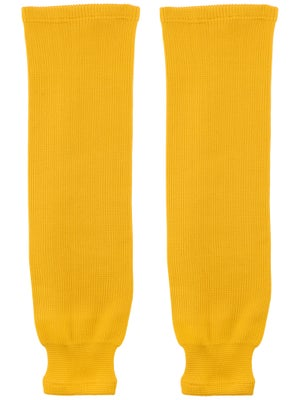 Bauer Core Ice Hockey Socks Gold Sr S/M