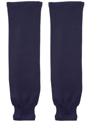Bauer Core Ice Hockey Socks Navy Jr L/XL