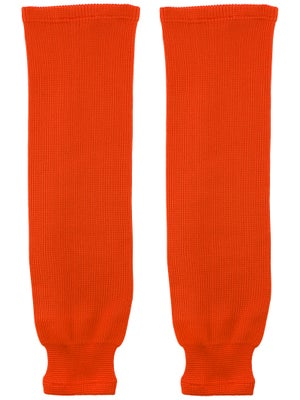 Bauer Core Ice Hockey Socks Orange Jr