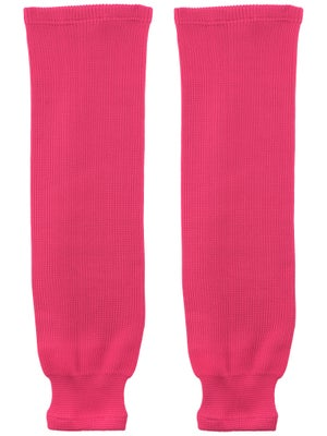 Bauer Core Ice Hockey Socks Pink Jr
